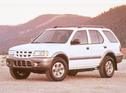 Most Fuel Efficient SUVS of 2000 - 2000 Isuzu Rodeo