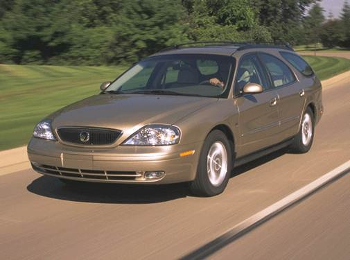 Top Consumer Rated Wagons of 2000 - 2000 Mercury Sable