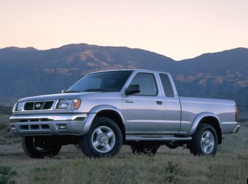 Top Consumer Rated Trucks of 2000 - 2000 Nissan Frontier King Cab