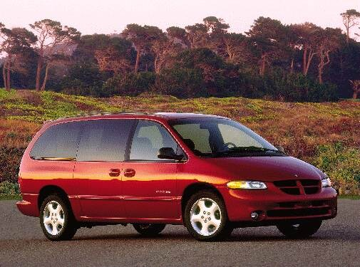 Most Fuel Efficient Van/Minivans of 2000 - 2000 Plymouth Grand Voyager