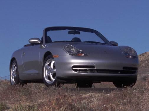 Top Consumer Rated Convertibles of 2000 - 2000 Porsche 911