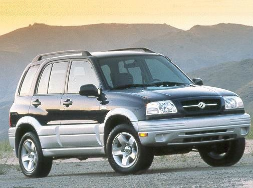 Most Fuel Efficient SUVS of 2000 - 2000 Suzuki Grand Vitara