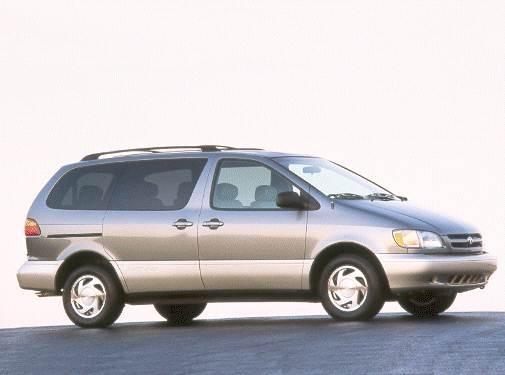 Most Fuel Efficient Van  Minivans Of 2000