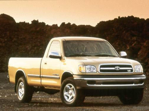 Top Consumer Rated Trucks of 2000 - 2000 Toyota Tundra Regular Cab