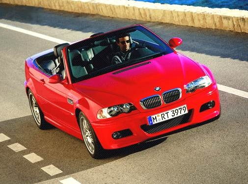 Highest Horsepower Convertibles of 2001 - 2001 BMW M3