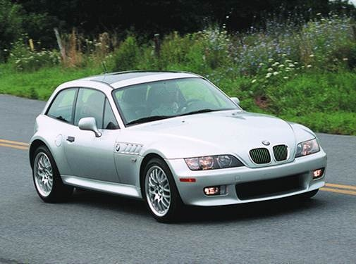 Top Consumer Rated Hatchbacks of 2001 - 2001 BMW Z3