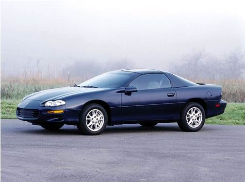 Top Consumer Rated Hatchbacks of 2001 - 2001 Chevrolet Camaro