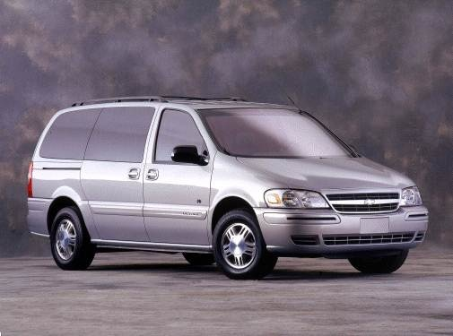 Most Popular Van/Minivans of 2001 - 2001 Chevrolet Venture Passenger
