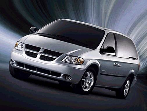 Most Popular Van/Minivans of 2001 - 2001 Dodge Caravan Passenger