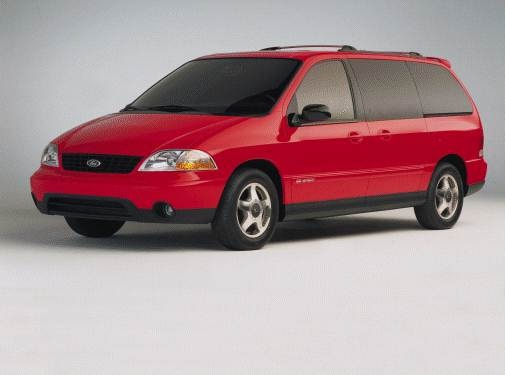 Most Popular Van/Minivans of 2001 - 2001 Ford Windstar Passenger
