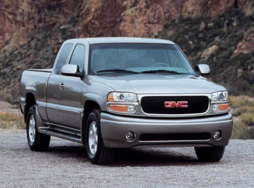 Most Popular Trucks of 2001 - 2001 GMC Sierra 1500 Extended Cab