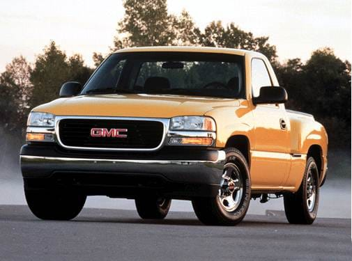 Most Popular Trucks of 2001 - 2001 GMC Sierra 2500 Regular Cab