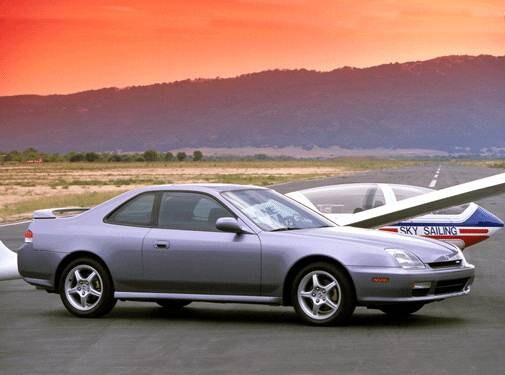 Top Consumer Rated Coupes of 2001 - 2001 Honda Prelude