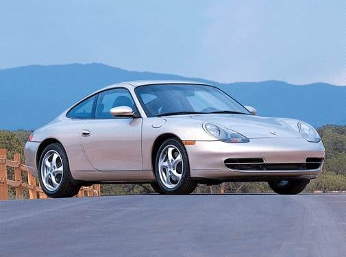 Top Consumer Rated Coupes of 2001 - 2001 Porsche 911