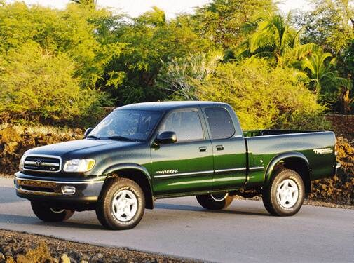 Top Consumer Rated Trucks of 2001 - 2001 Toyota Tundra Access Cab