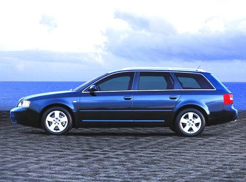 Highest Horsepower Wagons of 2002 - 2002 Audi A6