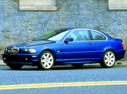 Most Popular Coupes of 2002 - 2002 BMW 3 Series
