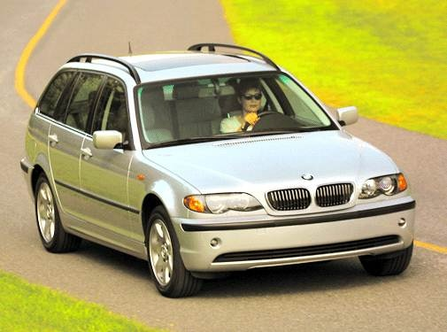 Top Consumer Rated Wagons of 2002 - 2002 BMW 3 Series