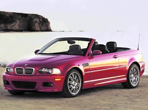 Top Consumer Rated Convertibles of 2002 - 2002 BMW M3