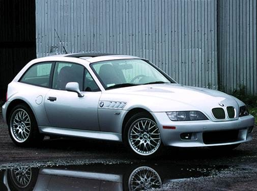 Highest Horsepower Hatchbacks of 2002 - 2002 BMW Z3