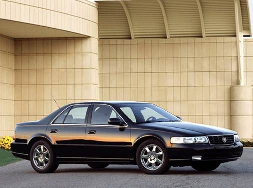 Highest Horsepower Sedans of 2002 - 2002 Cadillac Seville
