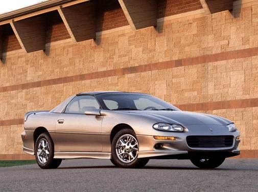 Most Popular Coupes of 2002