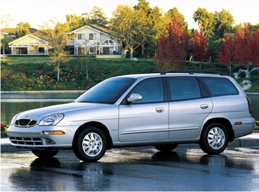 Most Fuel Efficient Wagons of 2002 - 2002 Daewoo Nubira
