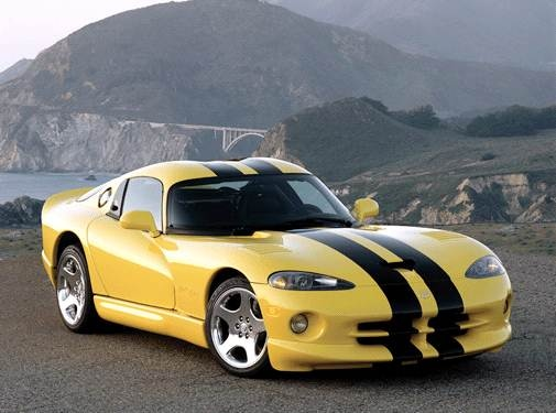 Top Consumer Rated Coupes of 2002 - 2002 Dodge Viper