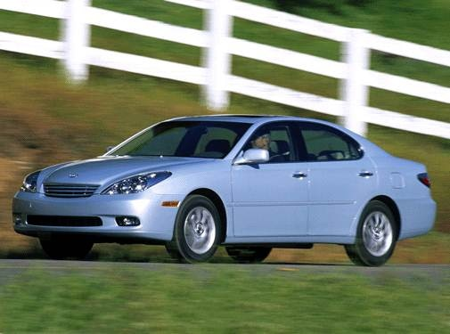 Top Consumer Rated Sedans of 2002 - 2002 Lexus ES