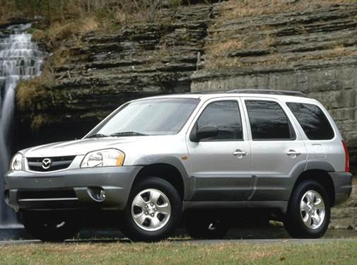 Most Fuel Efficient SUVS of 2002 - 2002 MAZDA Tribute