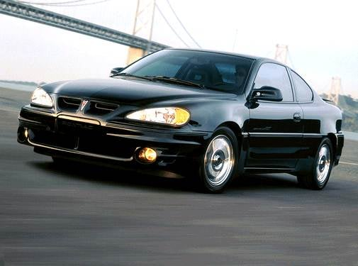 Most Popular Coupes of 2002 - 2002 Pontiac Grand Am