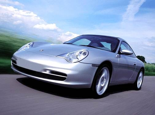 Top Consumer Rated Coupes of 2002 - 2002 Porsche 911