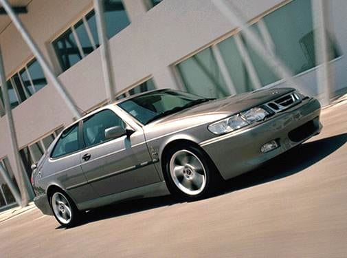 Highest Horsepower Hatchbacks of 2002 - 2002 Saab 9-3