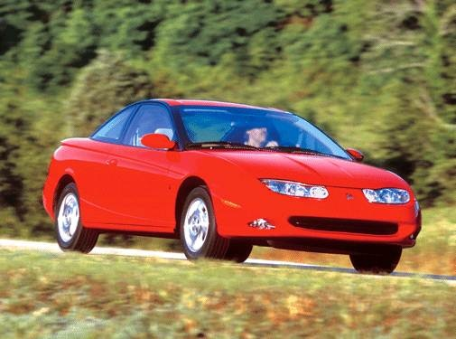Most Fuel Efficient Coupes of 2002 - 2002 Saturn S-Series