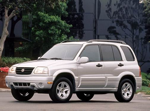Top Consumer Rated Wagons of 2002 - 2002 Suzuki Grand Vitara