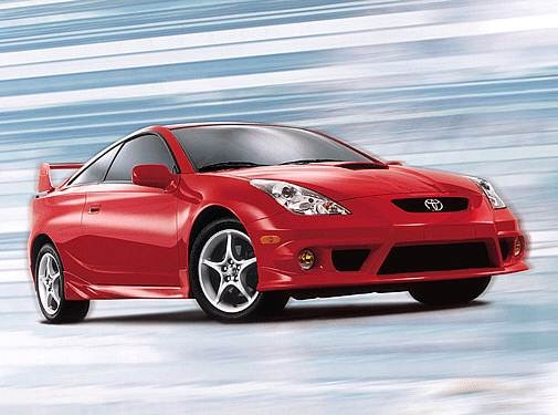 Top Consumer Rated Hatchbacks of 2002 - 2002 Toyota Celica