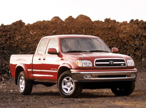 Top Consumer Rated Trucks of 2002 - 2002 Toyota Tundra Access Cab