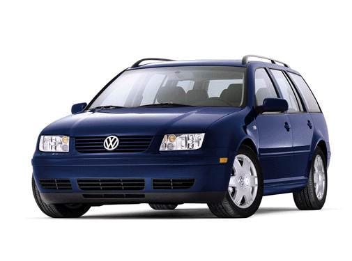 Most Fuel Efficient Wagons of 2002 - 2002 Volkswagen Jetta
