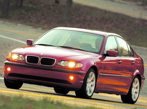 Most Popular Luxury Vehicles of 2003 - 2003 BMW 3 Series