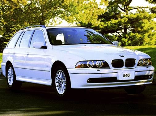 Highest Horsepower Wagons of 2003 - 2003 BMW 5 Series