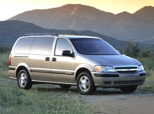 Most Fuel Efficient Van/Minivans of 2003 - 2003 Chevrolet Venture Passenger
