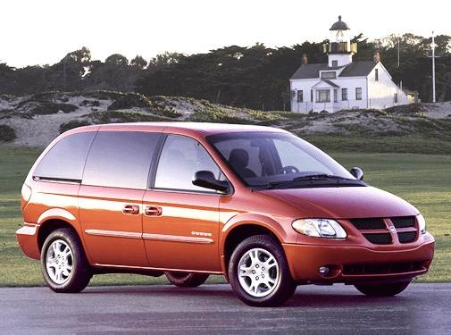 Most Fuel Efficient Van/Minivans of 2003 - 2003 Dodge Caravan Passenger