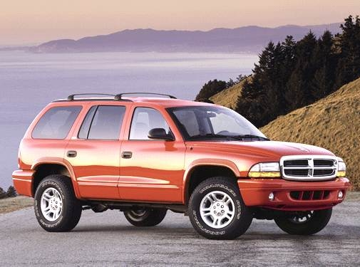Most Popular SUVS of 2003 - 2003 Dodge Durango