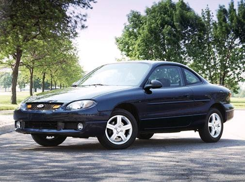 Most Fuel Efficient Coupes of 2003 - 2003 Ford ZX2