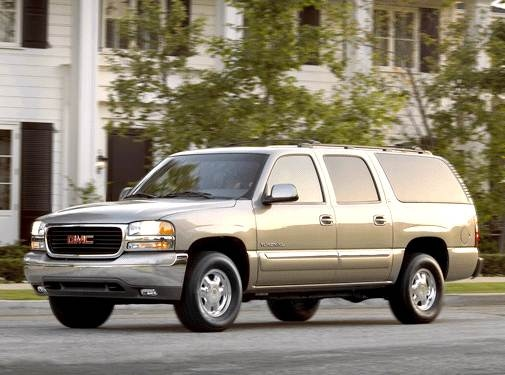 Top Consumer Rated SUVS of 2003 - 2003 GMC Yukon XL 2500