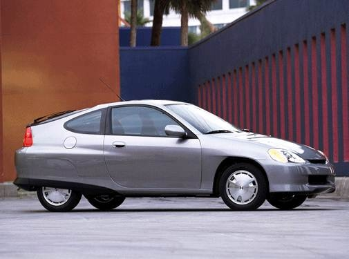 Top Consumer Rated Hatchbacks of 2003 - 2003 Honda Insight