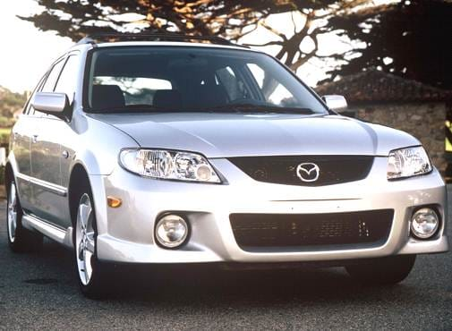 Top Consumer Rated Hatchbacks of 2003 - 2003 MAZDA Protege5
