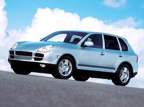 Top Consumer Rated Crossovers of 2003