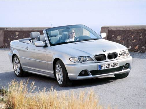Most Popular Convertibles of 2004 - 2004 BMW 3 Series