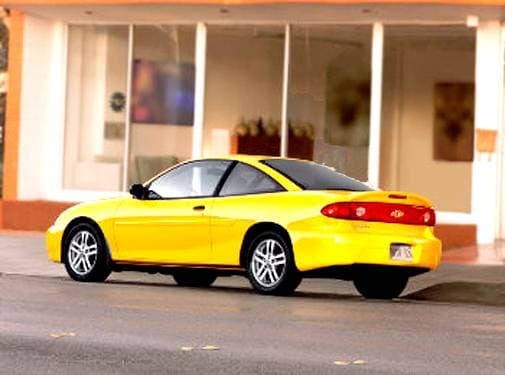 Most Popular Coupes of 2004 - 2004 Chevrolet Cavalier